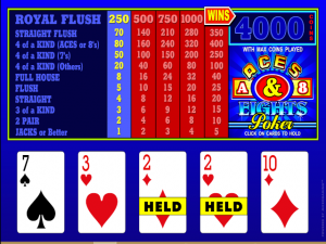 Aces and Eights - Slot Online Game