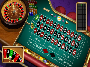 American - Online Slot Game
