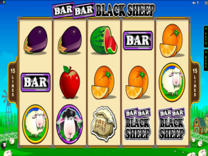 Bar Bar Black Sheep - Online Slot Game