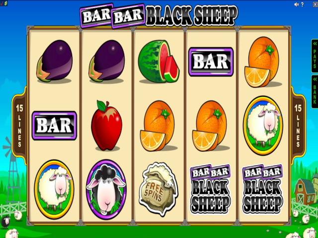 Bar Bar Black Sheep Online Slot Game