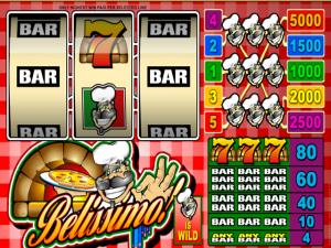 Belissimo - Online Slot Game