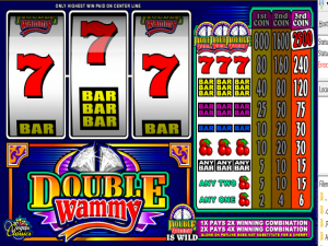 Double Wammy - Online Slot Game