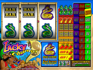 Lucky Charmer - Online Slot Game