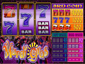 Mardi Gras - Online Slot Game