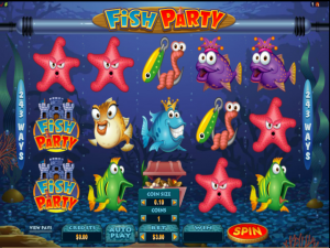 Off the Hook - Online Slot Game