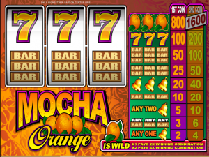 Oranges and Lemons - Online Slot Game