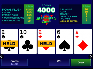 Aces and Faces - Slot Online Game