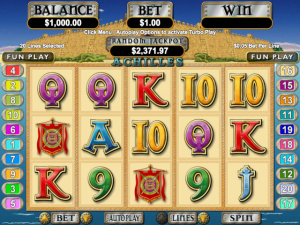 Achilles - Online Slot Game