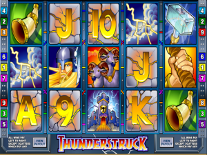 Thunderstruck - Online Slot Game