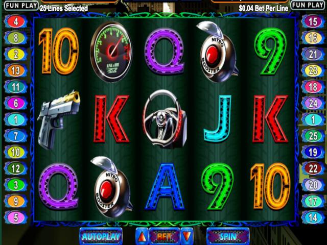 Dream Run Online Slot Game