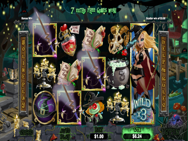 Bubble Bubble Slot Online Game