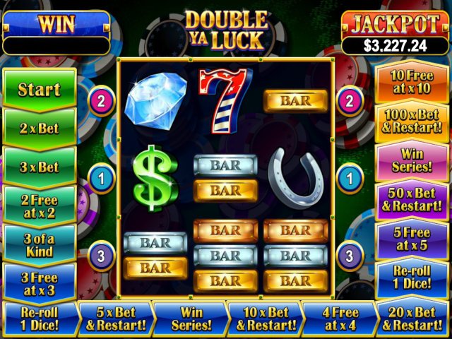 Double Ya Luck Online Slot Game