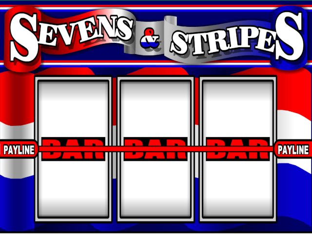 7's and Stripes Online Slot Game