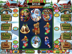 Santastic - Online Slot Game