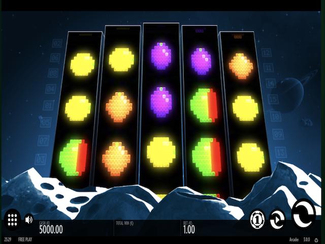 Arcader Online Slot Game