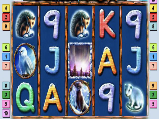 Arctic Fox Online Slot Game