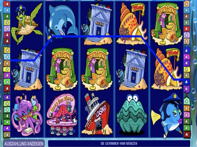 Dolphin Tale Online Slot Game