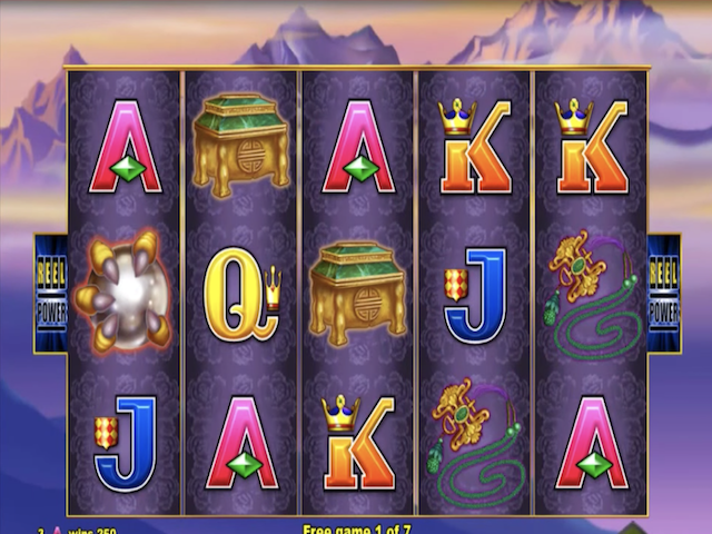 Dragon Emperor Online Slot Game