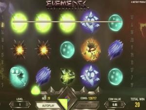Elements - The Awakening - Slot Online Game