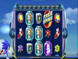 Sonic Boom - Online Slot Game