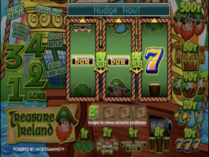 Treasure Ireland - Online Slot Game