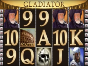 Gladiator - Online Slot Game
