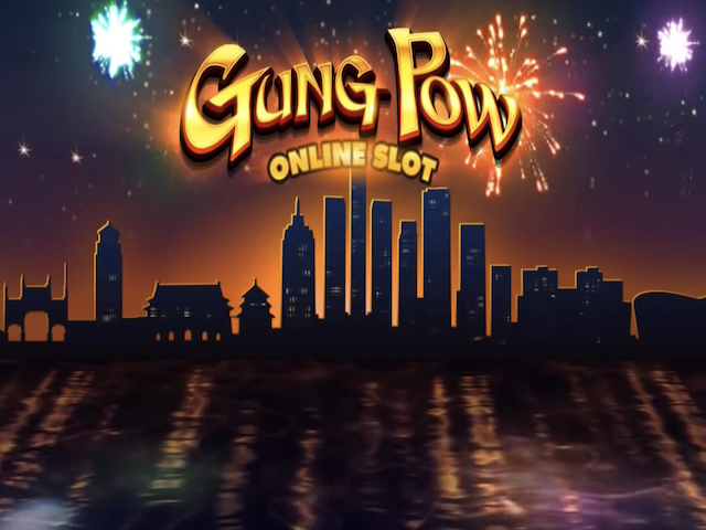 Gung Pow Slot Online Game