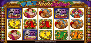 Fat Lady Sings - Online Slot Game